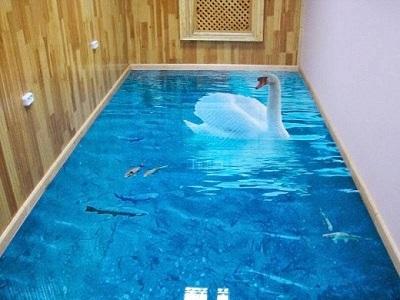 ISONEM 3D Floor