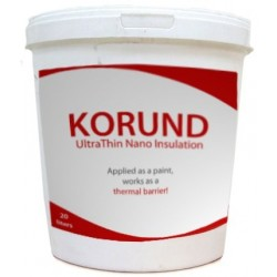 KORUND INSULATION